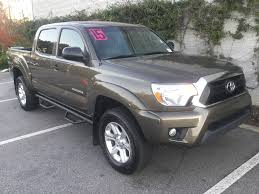 Pre-Owned 2015 Toyota Tacoma 4D Double Cab in Columbia #X003189B ...