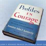 profile in courage essay contest john f kennedy presidential  contest topic and information