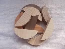 1 pc half round unfinished blank wooden necklace bracelet earrings base