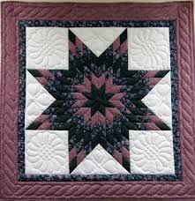 Amish Quilts | Amish Quilt, in a