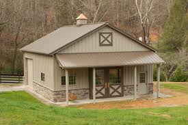 Small Picture Morton Buildings garage in Knoxville Tennessee HobbyGarages