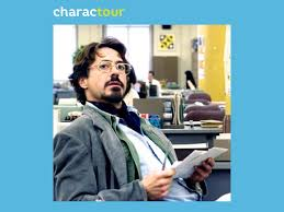 Paul Avery from Zodiac | CharacTour