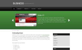 Css Website Templates Fascinating Free Download Css Templates For Websites In Jquery Web
