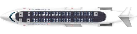 Bombardier Crj 700 Aircraft Seating Chart Bombardier Crj 700 Map 72 Seats