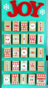 advent calander make your own advent calendar the pretty bee