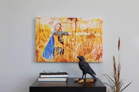 popcanvas on pictures into wall art with canvaspop lets you turn photos into wall art and it s pretty cheap