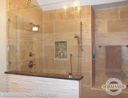 Modren Walk In Showers Without Doors Pictures Shower Designs Tile with  measurements 3300 X 2550