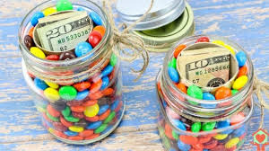 Hidden Gift Jars Make Giving The Gift Of Money A Mystery