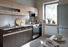 Frontfarben WENGE SONOMA Küchenkollektion Junona Line