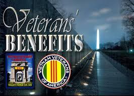 「veterans' benefits.」の画像検索結果