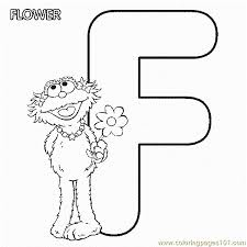 Small Picture Sesame Street Coloring Online Coloring Coloring Pages
