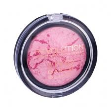 makeup revolution london baked blush loved me the best blushes photopoint