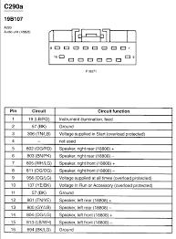 ford radio wiring diagram 09 wire center \u2022 2007 Ford Escape Radio Wiring Diagram at 2009 Ford Escape Radio Wiring Diagram