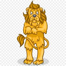 Image result for bert lahr cowardly lion animation