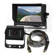Pickup Truck Wireless Backup Camera Systems | Vardsafe