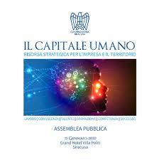 15 Gennaio 2020 ore 15 - Assemblea Pubblica Confindustria ...