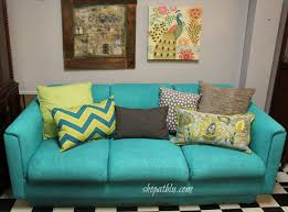 painting fabric furnitureSpray It Pretty Fab Furniture Flippin Contest with Homeright