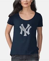 Womens New York Yankees Big Hitter T Shirt