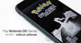 Download NDS4iOS IPA Of Nintendo DS Emulator On iOS 10 [No ...