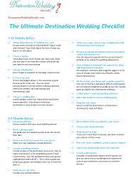 Printable Wedding Timeline Checklist 2019 Wedding Checklist Template Fillable Printable Pdf Forms