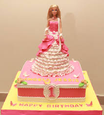 Barbie Cake Designs Walmart Cakes Doll Birthday Design Icing Kids