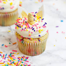 Unicorn Cupcake Cupcakes London Flavourtown Bakery