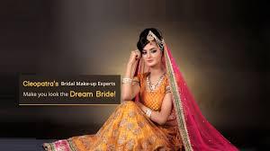 bridal make up best bridal make up best makeover artists in chandigarh