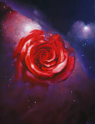 rose in the orion my love nothing is as far and near as you