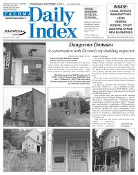 Tacoma Daily Index November 19 2014 by Sound Publishing issuu