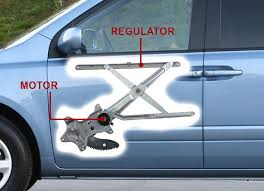 car door system