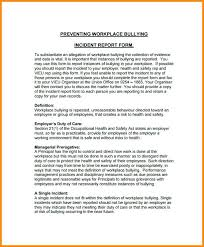 Employee Incident Report Form Template Unique Impressive And