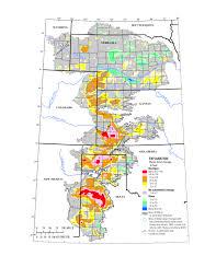 Nebraska Depth Chart 2013 Usgs High Plains Aquifer Groundwater Levels Continue To Decline