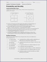 Biology Worksheet Answers | Rosenvoile.com