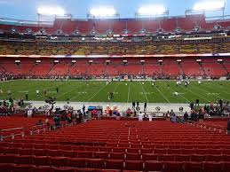 Fedexfield View From Section 242 Vivid Seats