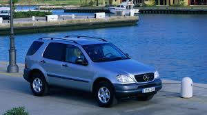 The Mercedes M-Class Is One Of The Most Important Cars In Our Lifetime