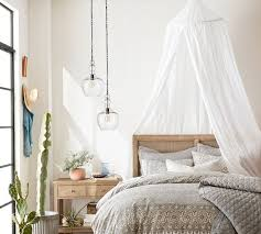 Canopy Curtain | Pottery Barn