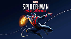 Spider-Man Miles Morales Computer ...