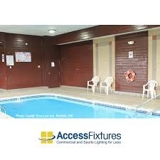 indoor swimming pool lighting. Plain Indoor LED Indoor Pool Lighting  Canopy Lights Installed To Swimming