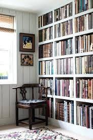 wall to ceiling bookshelves black shelving