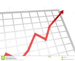 Positive Chart Stock Illustration Illustration Of Hope