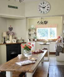 small dining room. Plain Dining Countrydiningroomwithrusticwoodentable Intended Small Dining Room R