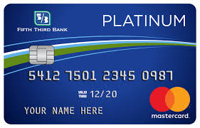 The next step is getting an unsecured card with a credit line. Fifth Third Bank Secured Credit Card Review U S News