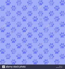 Paw Print Pattern Awesome Decorating Design