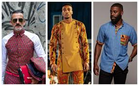 African Print Designs 2018 Men Who Wear This Always Get The Girls 8 Outstanding