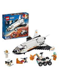 <b>Конструктор LEGO City Space</b> Port 60226 Шаттл для ...