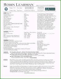 beginner acting resume sample beginner child actor resume template 49 solutions in 2019