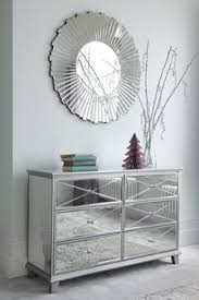 Next mirrored furniture Living Room New Florence Wide Chest Nextcouk Mirrored Chest Of Drawers Mirror Wide Chest Of Drawers Next