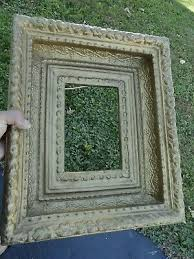 picture frames gold tone wood frame
