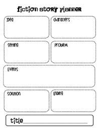 fiction story planner graphic organizer graphic organizers fiction story planner graphic organizer