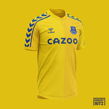 This authentic everton away football jersey is in stock. Classy Hummel Everton 20 21 Home Away 2 Alternative Kit Concepts Revealed Footy Headlines